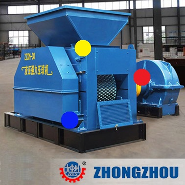 Iron Oxide Briquette Machine